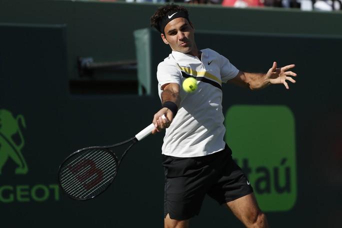 Roger Federer gục ngã tại Miami Open - Ảnh 4.
