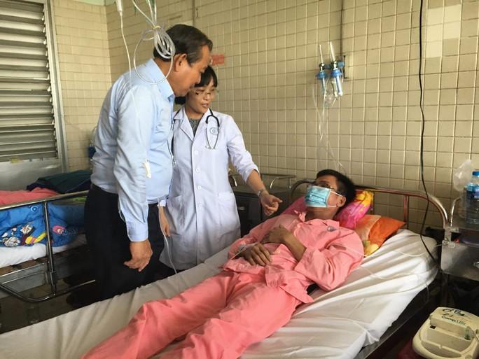 Phó Thủ tướng Trương Hòa Bình: Khẩn trương làm rõ vụ cháy chung cư Carina - Ảnh 3.