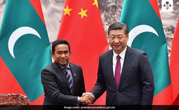 Maldives: Ấn Độ là anh trai, Trung Quốc là anh họ mới tìm thấy - Ảnh 1.