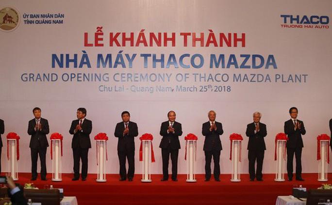 Quảng Nam có nhà máy ô tô hiện đại nhất Đông Nam Á - Ảnh 1.