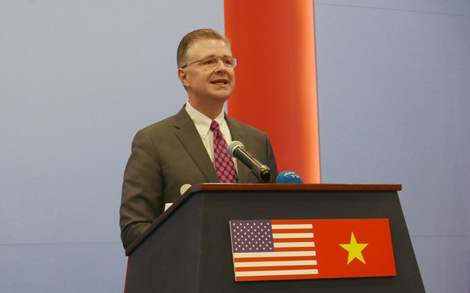 Đại sứ Mỹ nói về mua bán vũ khí giữa Việt Nam và Mỹ - Ảnh 1.