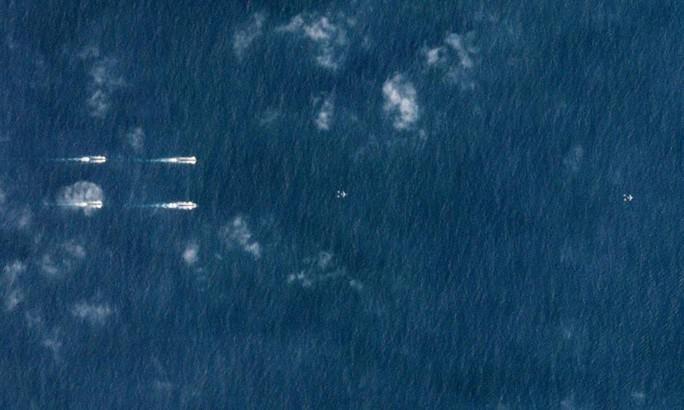 Cảnh báo: Tàu sân bay Trung Quốc tập trận ở biển Đông - Ảnh 2.