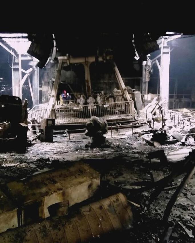 Những câu chuyện ám ảnh trong vụ cháy trung tâm mua sắm ở Nga - Ảnh 5.