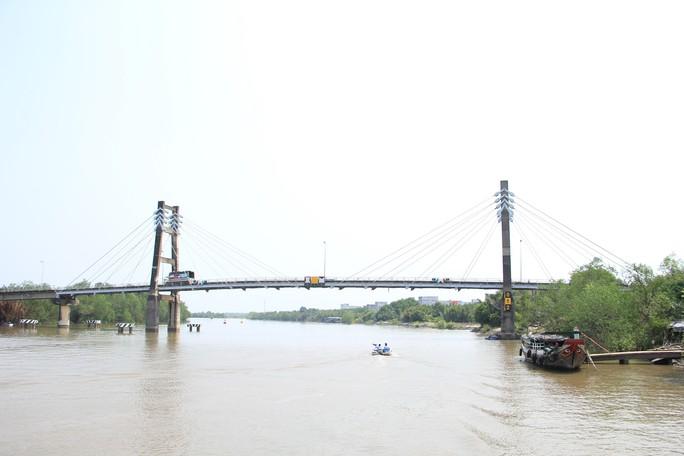 Cần Giờ xây cầu dài hơn 1 km qua chiến khu rừng Sác - Ảnh 3.