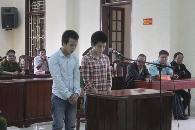 Bộ đôi gây hàng loạt vụ trộm cắp liên tỉnh lĩnh 78 tháng tù - Ảnh 1.