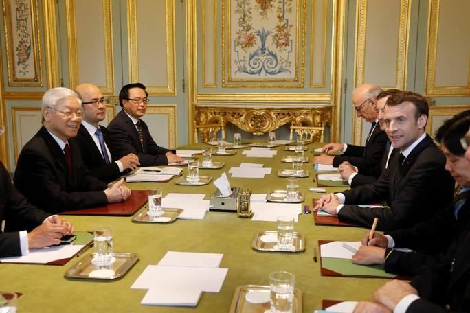 Việt Nam - Pháp nhất trí hợp tác toàn diện - Ảnh 1.