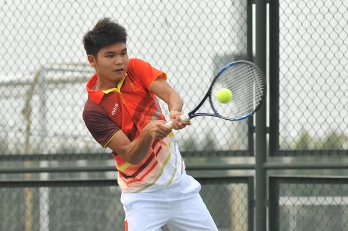 Việt Nam giành chiến thắng ngày ra quân Davis Cup 2018 - Ảnh 1.