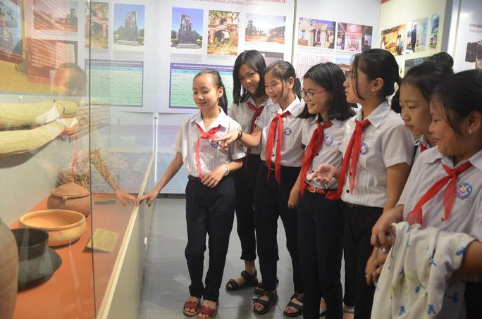 Đà Nẵng khánh thành nhà trưng bày Hoàng Sa - Ảnh 1.