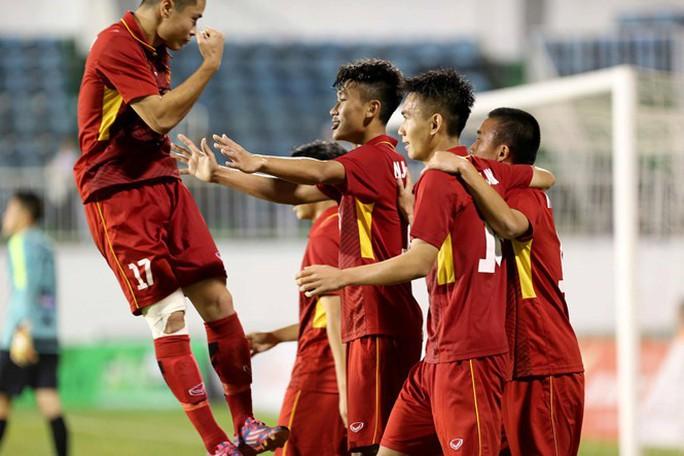 U19 Việt Nam bảo vệ thành công ngôi vương sớm một vòng đấu - Ảnh 2.