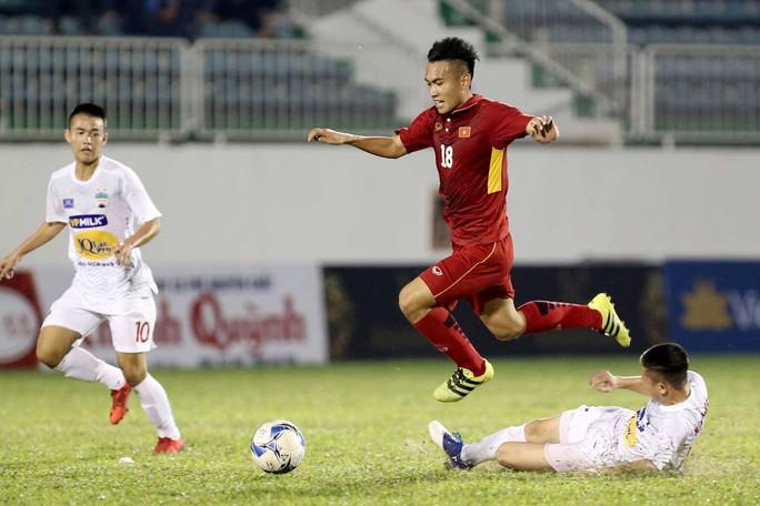 U19 Việt Nam bảo vệ thành công ngôi vương sớm một vòng đấu - Ảnh 1.