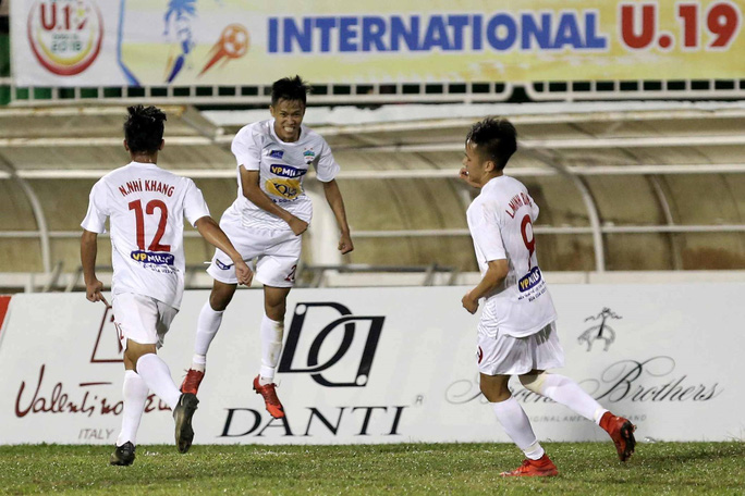 U19 Việt Nam bảo vệ thành công ngôi vương sớm một vòng đấu - Ảnh 3.