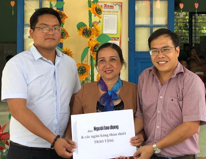 Cùng Báo Người Lao Động hỗ trợ các hoàn cảnh khó khăn - Ảnh 2.