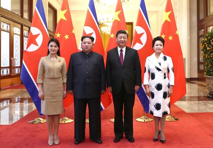 Trung Quốc xác nhận ông Kim Jong-un tới thăm, gặp Chủ tịch Tập Cận Bình - Ảnh 3.