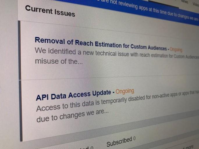 Facebook đóng API các app ở Việt Nam, giới kinh doanh online náo loạn - Ảnh 3.