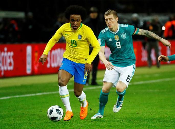 Sao trẻ lập công, Brazil đòi nợ nhà vô địch World Cup - Ảnh 2.