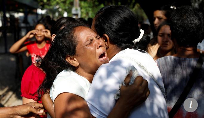 Bạo động ở Venezuela, 68 người thiệt mạng - Ảnh 4.