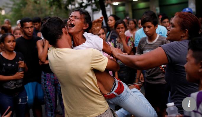 Bạo động ở Venezuela, 68 người thiệt mạng - Ảnh 3.