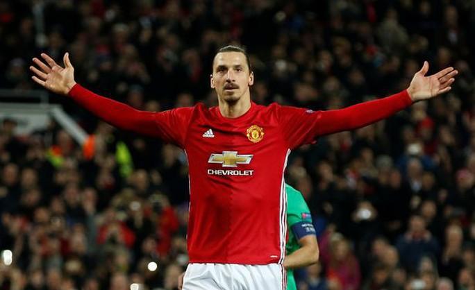 Zlatan Ibrahimovic: Nếu Man United cần, tôi sẵn sàng cống hiến - Ảnh 1.