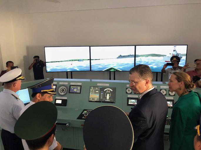 Mỹ chuyển giao 6 xuồng tuần tra phản ứng nhanh cho Việt Nam - Ảnh 3.