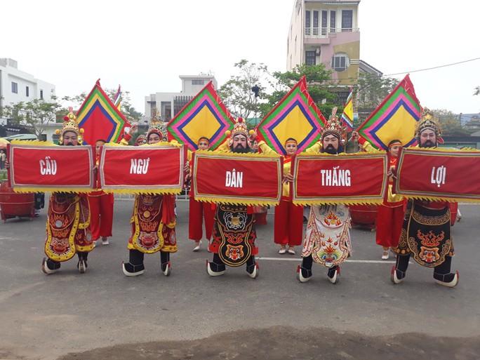 Độc đáo lễ hội cầu ngư đầu năm của ngư dân Đà Nẵng - Ảnh 7.