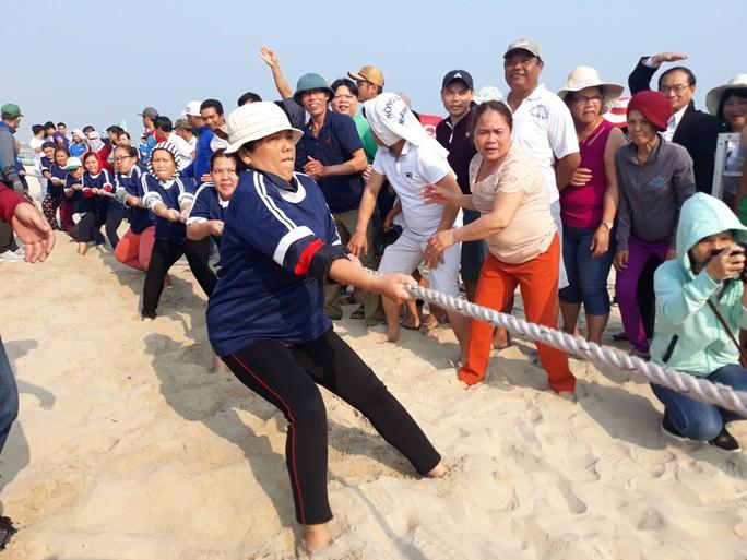 Độc đáo lễ hội cầu ngư đầu năm của ngư dân Đà Nẵng - Ảnh 10.