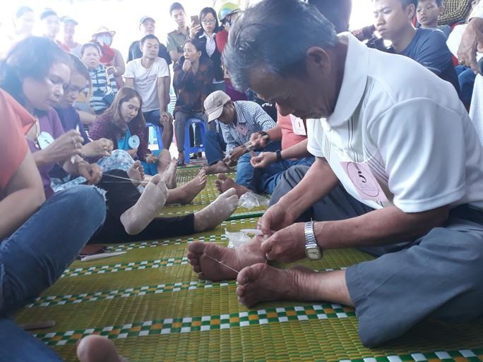Độc đáo lễ hội cầu ngư đầu năm của ngư dân Đà Nẵng - Ảnh 11.