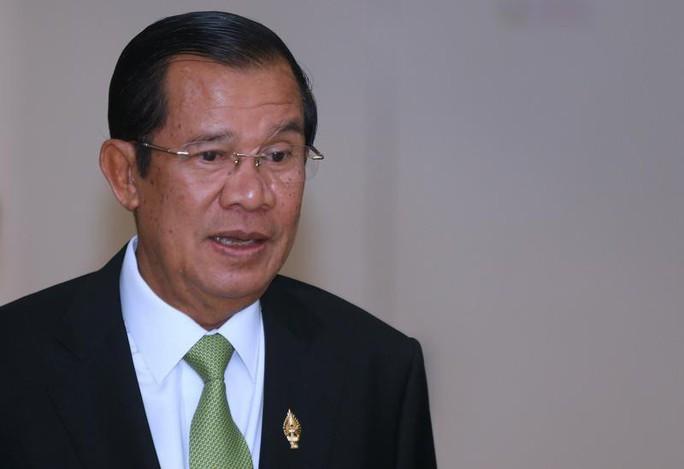 Campuchia tố Mỹ nói dối về viện trợ - Ảnh 1.