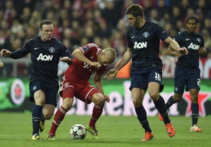 Man United quyết gây sốc khi chiêu mộ Robben - Ảnh 3.