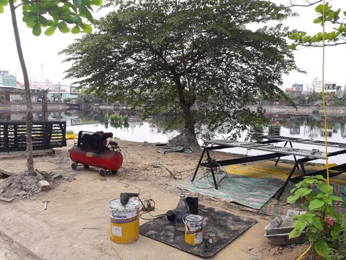 Đà Nẵng: Cơ sở sản xuất gây ô nhiễm tiếp tục thách thức chính quyền - Ảnh 2.