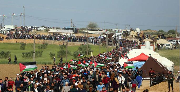 Đụng độ đẫm máu ở Dải Gaza, hơn 1.000 người thương vong - Ảnh 2.