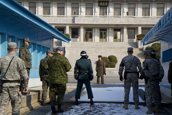 Triều Tiên muốn lập nhà nước liên bang trung lập liên Triều - Ảnh 1.