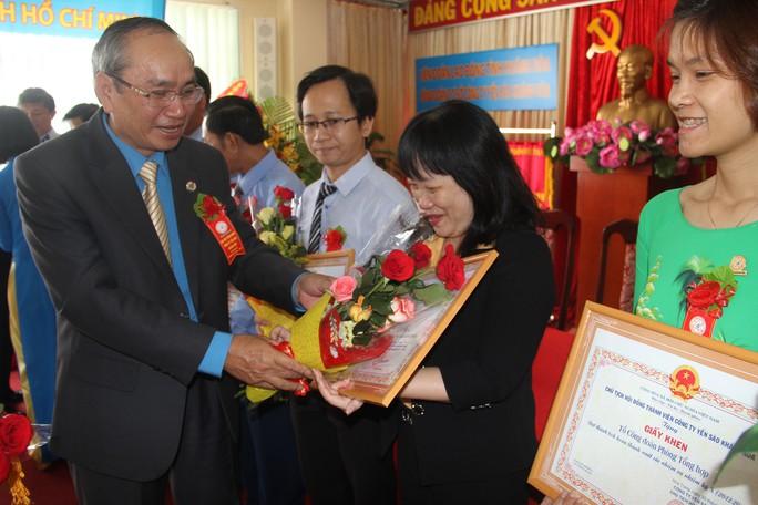 Công đoàn Yến Sào Khánh Hòa vận động hơn 25 tỷ đồng cho công tác xã hội - Ảnh 6.
