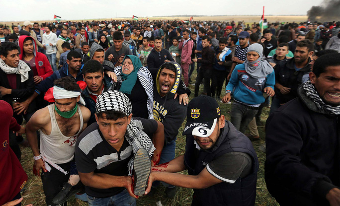 Dải Gaza và 6 tuần bất an - Ảnh 1.