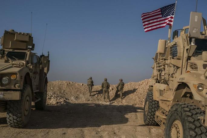 Mỹ rút khỏi Syria, ai được lợi? - Ảnh 1.