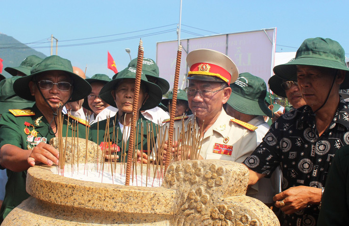 Phú Yên đón nhận bằng di tích lịch sử quốc gia địa điểm Tổng tiến công xuân Mậu Thân - Ảnh 4.