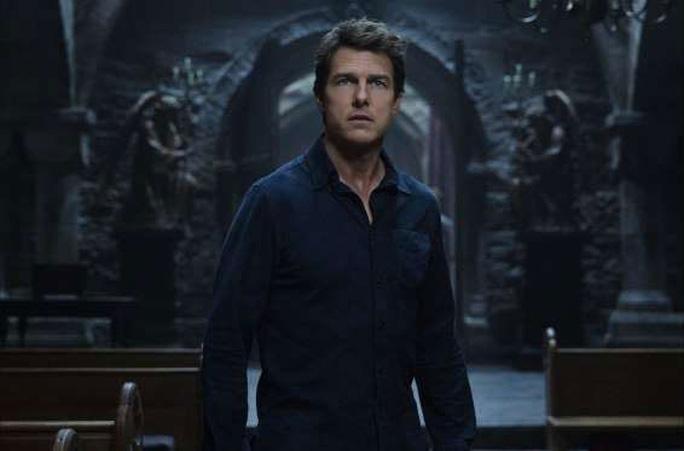 Tom Cruise nhận giải Diễn viên tệ nhất - Ảnh 1.