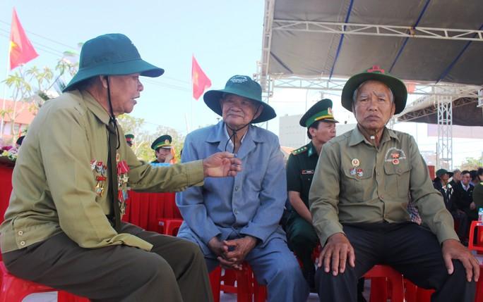 Phú Yên đón nhận bằng di tích lịch sử quốc gia địa điểm Tổng tiến công xuân Mậu Thân - Ảnh 5.