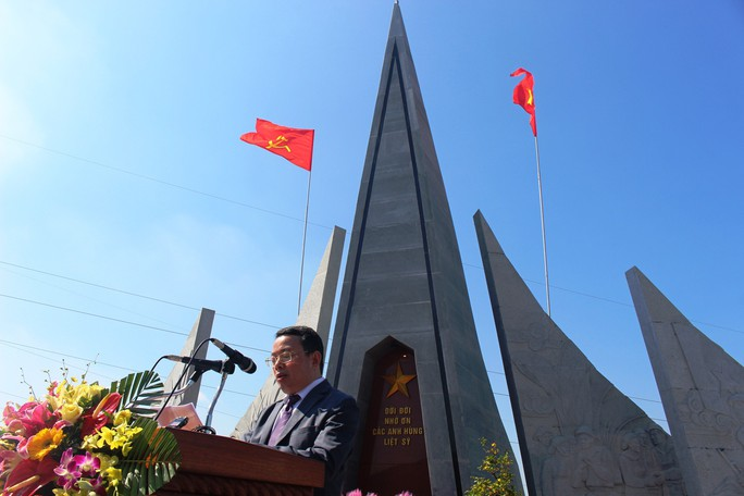 Phú Yên đón nhận bằng di tích lịch sử quốc gia địa điểm Tổng tiến công xuân Mậu Thân - Ảnh 3.