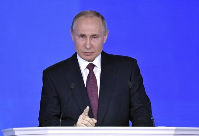 Lời nhắn gửi của ông Putin cho Washington - Ảnh 1.