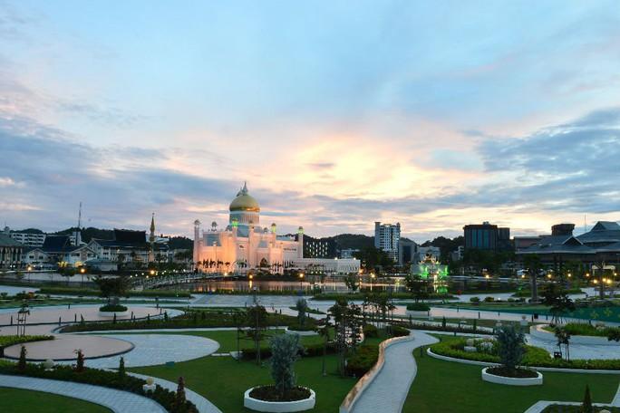 Trung Quốc tích cực tiếp cận Brunei - Ảnh 1.