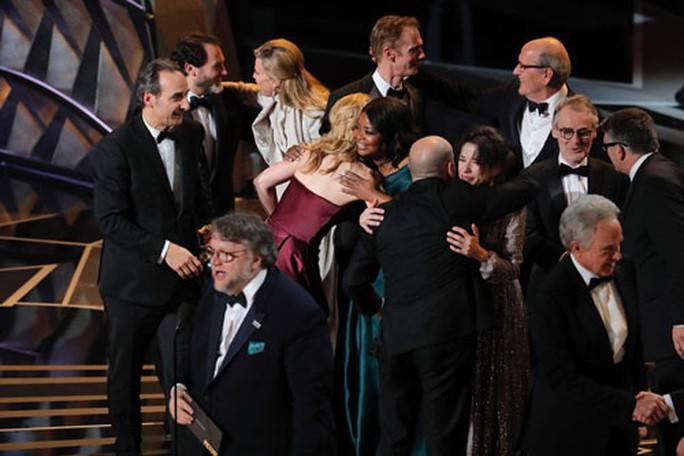 Giải Oscar 90: Chiến thắng của khát vọng tự do - Ảnh 1.