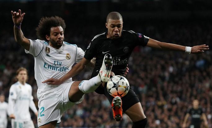 PSG - Real Madrid: Nợ khó đòi - Ảnh 1.