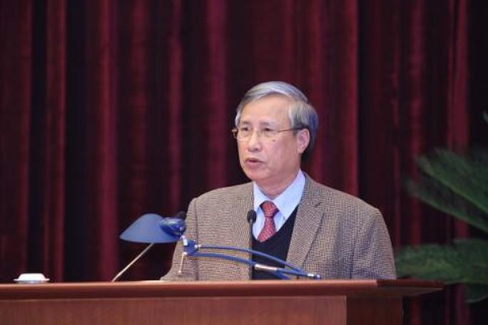 Ông Trần Quốc Vượng làm Thường trực Ban Bí thư, ông Đinh Thế Huynh nghỉ trị bệnh - Ảnh 2.