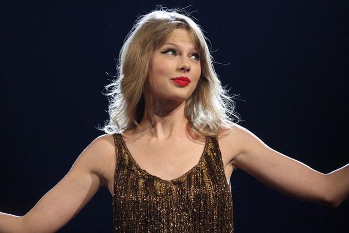 Taylor Swift tái xuất - Ảnh 1.