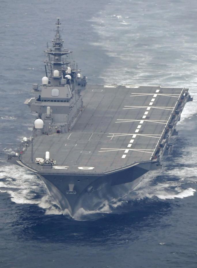 Nhật Bản có nữ chỉ huy hạm đội tàu chiến đầu tiên - Ảnh 2.