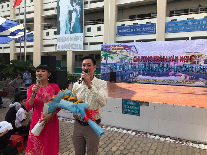 NSƯT Kim Tiểu Long đưa vọng cổ vào học đường - Ảnh 9.