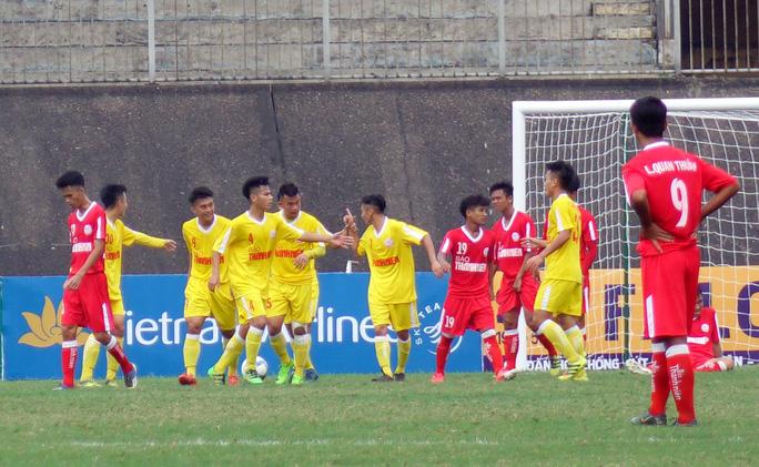 VCK Giải U19 Quốc gia: Sức mạnh của đương kim vô địch Hà Nội - Ảnh 3.