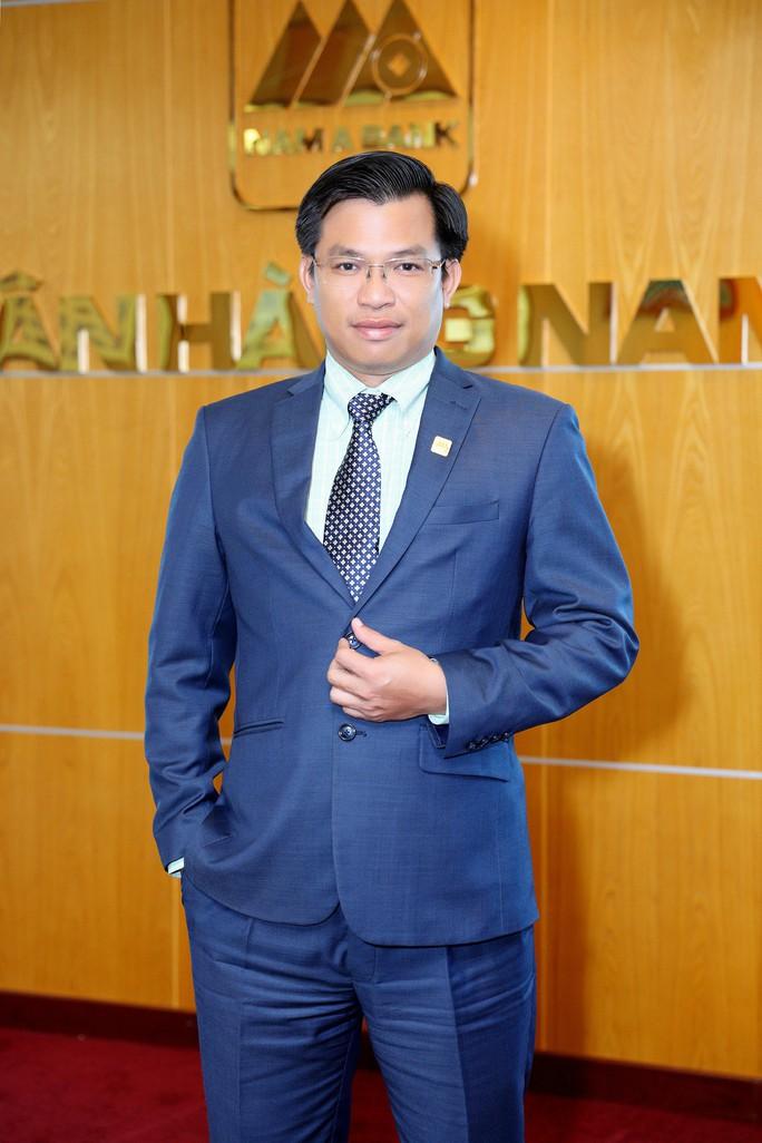 Đến lượt ngân hàng Nam Á thay tổng giám đốc - Ảnh 1.