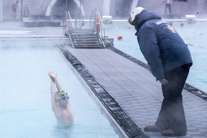 Hồ bơi độc nhất Moscow - Ảnh 2.