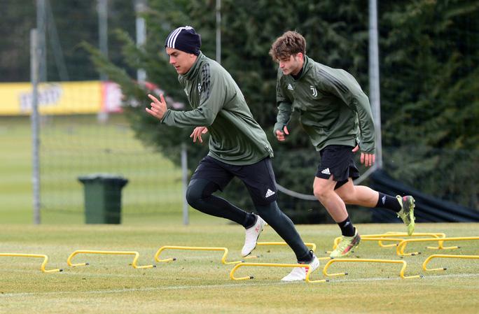 Song sát Higuain – Dybala đã sẵn sàng chinh phạt Tottenham - Ảnh 3.